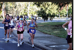 Canberra Marathon 1