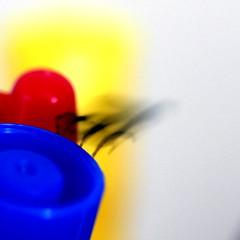 Spider on marker 3