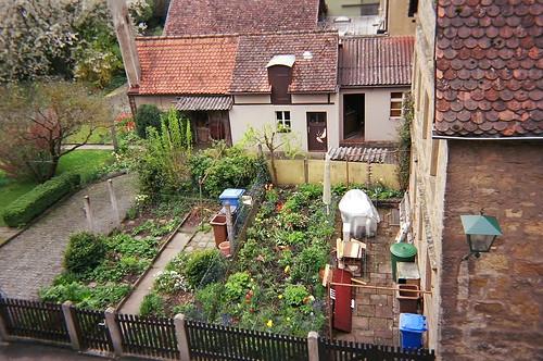 Rothenburg Backyard... Click for larger image