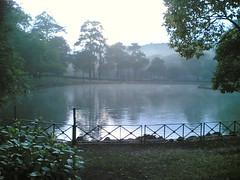 sunset mist at villa ada