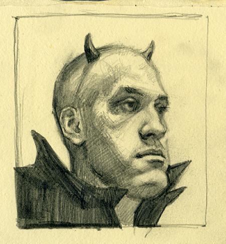 goldman is the devil