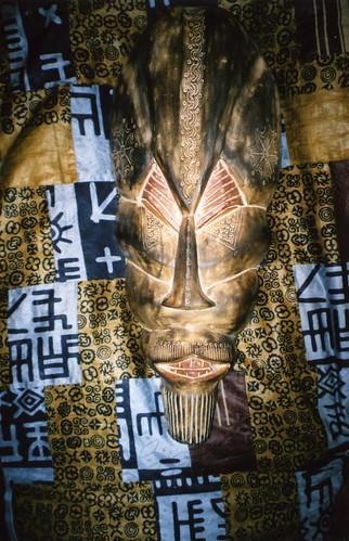 Aburi mask - strange days