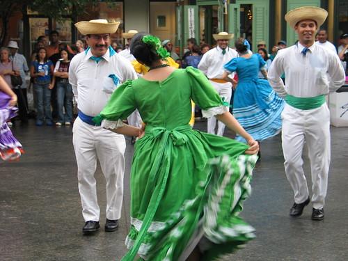 Danza Jíbara - Puerto Rico   by Jaime Olmo