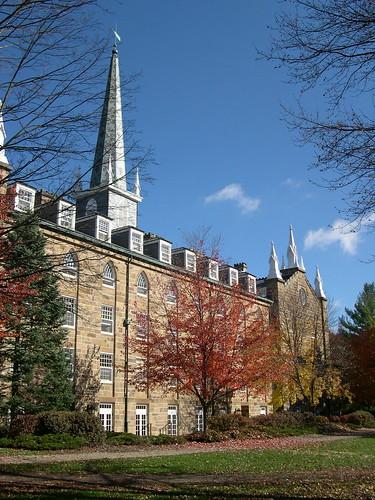 fall college kenyon janetmoorecoll
