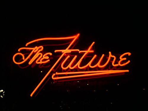 Future neon   by russelldavies
