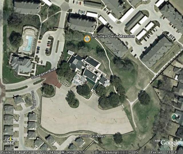 T Cullen Davis Mansion In Ft Worth Www Crimelibrary Com N Flickr