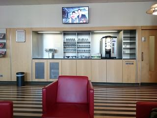 DB Lounge Leipzig Hbf