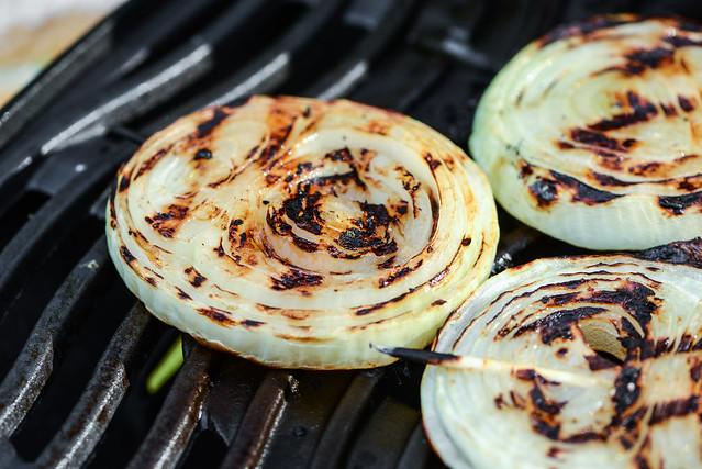 Steak & Onion Sandwich