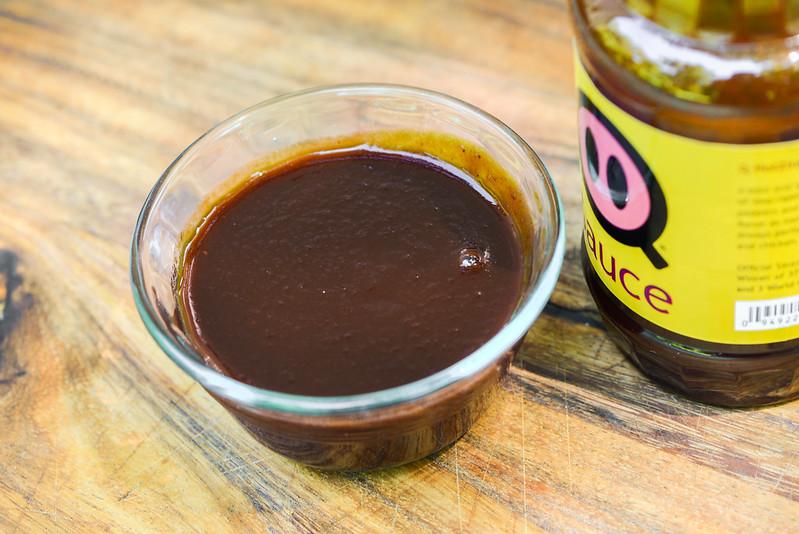 Q Sauce Hot Zing