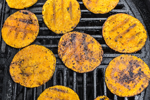 Grilled Cheese with Butternut Squash