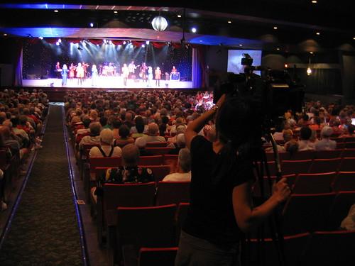 show camera music news tourism tv view country scenic missouri branson filming copyright2006straderpayton baldknobbers