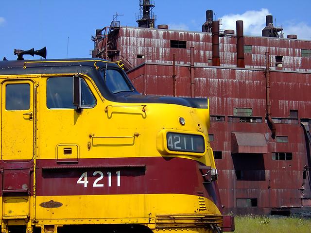 4211 @ Erie Mining