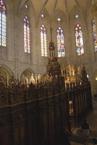 Nef de la cathédrale de St Bertrand de Comminges | by La case photo de Got