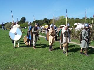 Warriors gather