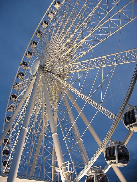Ferris Wheel on Clinton Hill