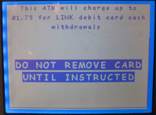 Comic Sans ATM | by photomokus