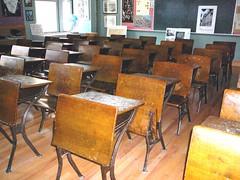 old classroom | by Art Poskanzer