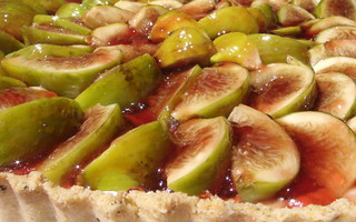 Fig Tart | by David Gallagher