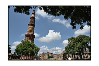 Qutb Minar | by thovie333