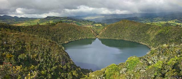 Guatavita - The Sacred Lagoon
