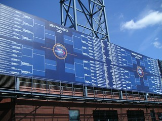 US Open Singles Scoreboard | by JCTennis.com