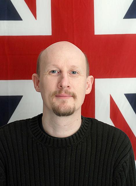 Craig Maas Union Jack