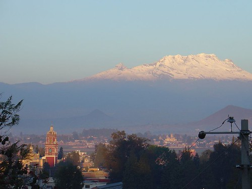 Iztaccihuatl - The Sleeping Woman