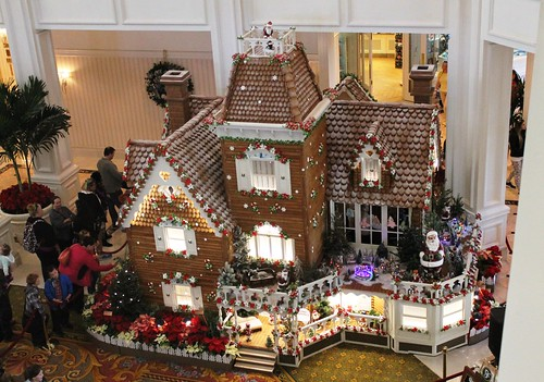 Gingerbread House | by wdw1998