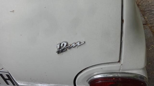 ab 1962 Lieferwagen 12m P4 Taunus von Ford Veteranenstraße in 10119 Berlin-Mitte