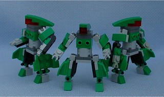 Green Goblins | by Mantis.King