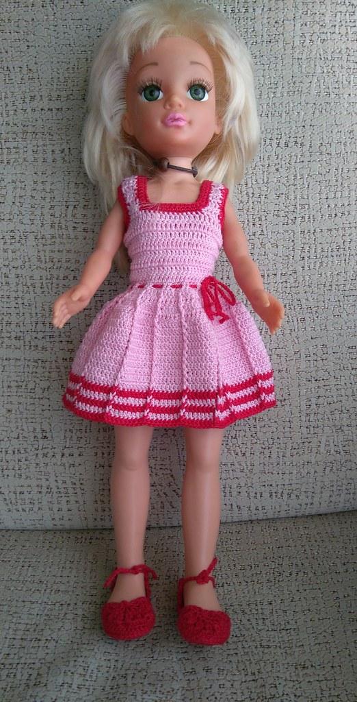 Vestidos Para Muñeca Nancy Pronto Tendrá Mi Sobrinita Un