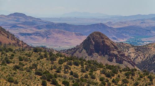 nature landscape mountains valleys nevada desert canon18135mmstmlens