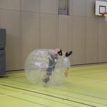 Bubble Soccer mit Junioren C/B 2018