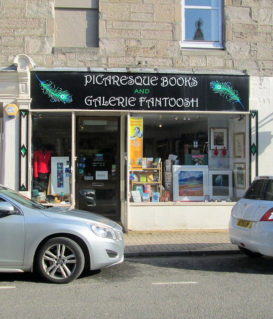 Picaresque Books and Galerie Fantoosh, Dingwall