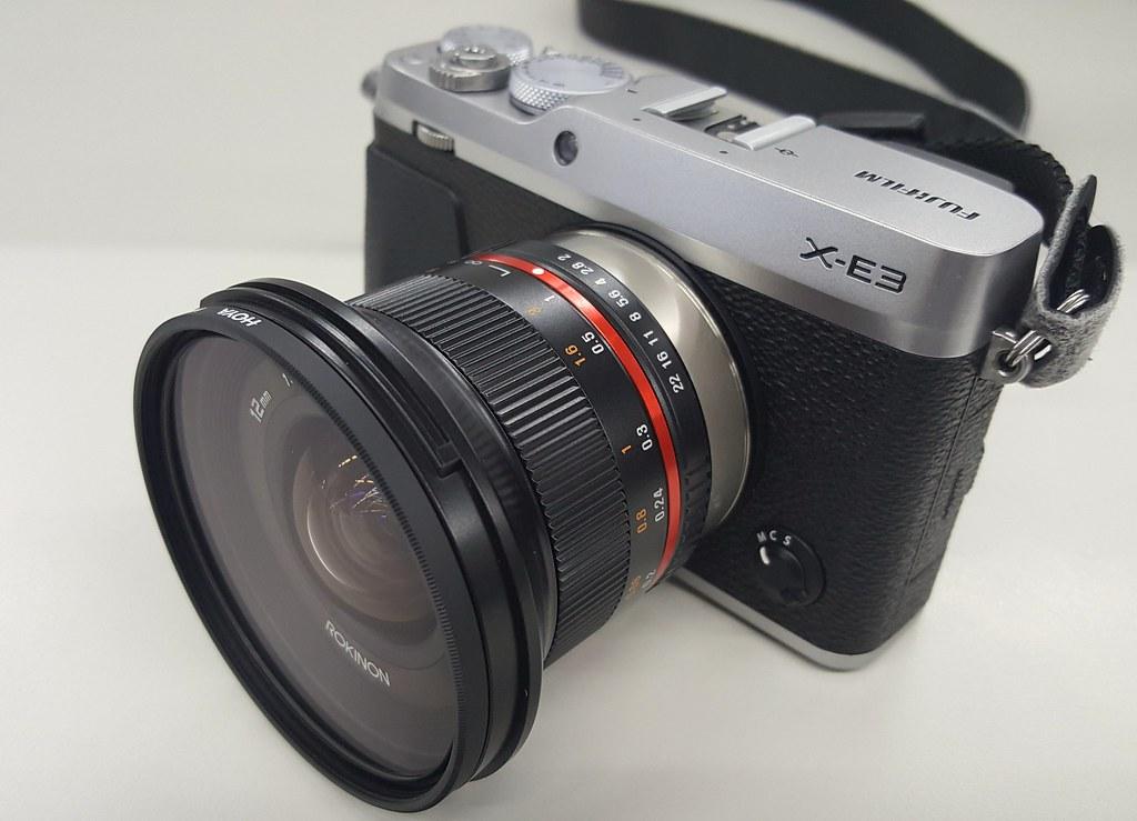 Fuji X-E3 + Rokinon 12mm f2 | Eduardo Lima | Flickr