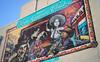 Mural outside Las Cruces' Rio Grande Theatre