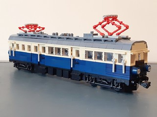 BBÖ ET 10/ ÖBB 4041 electric railcar | by ScotNick1