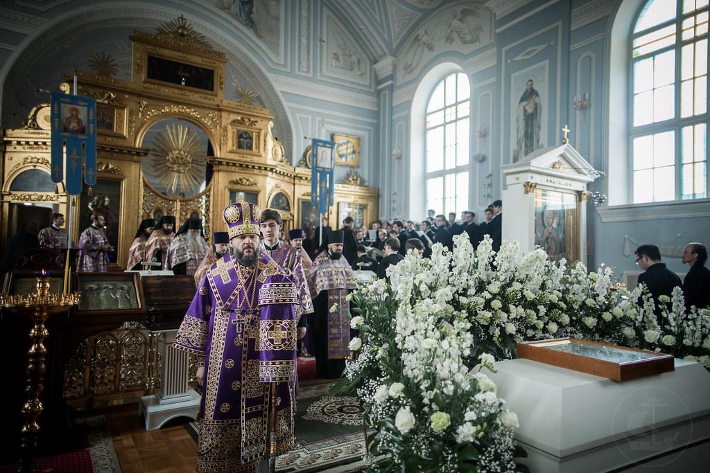 6 апреля 2018, Царские часы. Вынос Плащаницы / 6 April 2018, Royal Hours. Vespers of the Taking-Down from the Cross