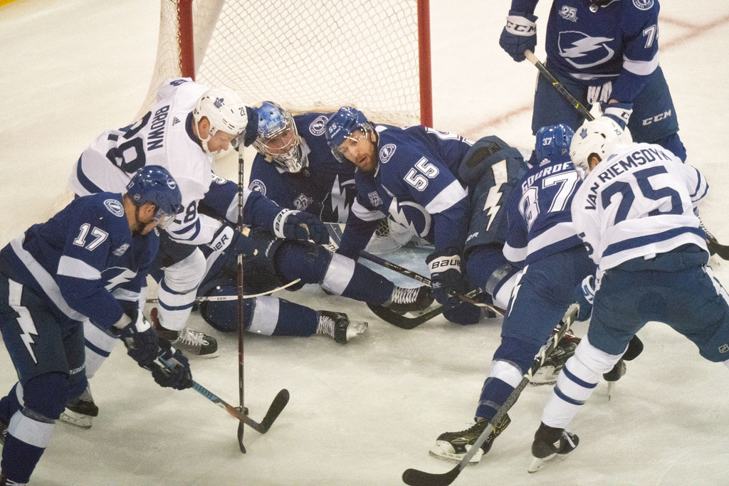 All In, Amalie Arena