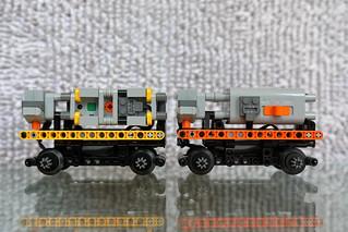 Akiyuki train with rechargeable 8878   by Berthil van Beek