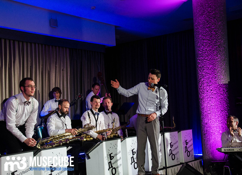 Большой джазовый оркестр-080