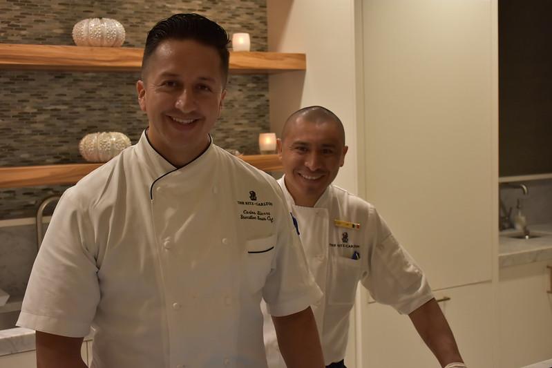 03-27-18  Photos Ritz Cooking Studio Lionfish  43