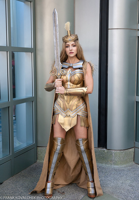 Cosplayer(s) at the 2018 Wondercon - Saturday