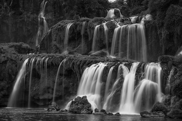 Detian Falls - Chinese page