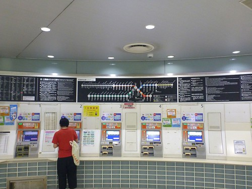 Fukuoka Subway Hakata Station | by Kzaral