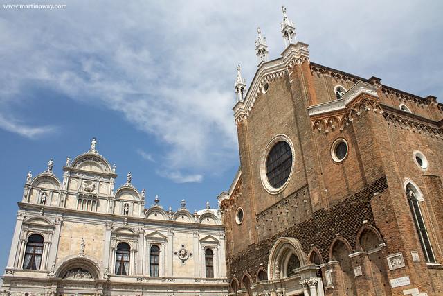 Basilica dei Santi Giovanni e Paolo e Scuola Grande di San Marco
