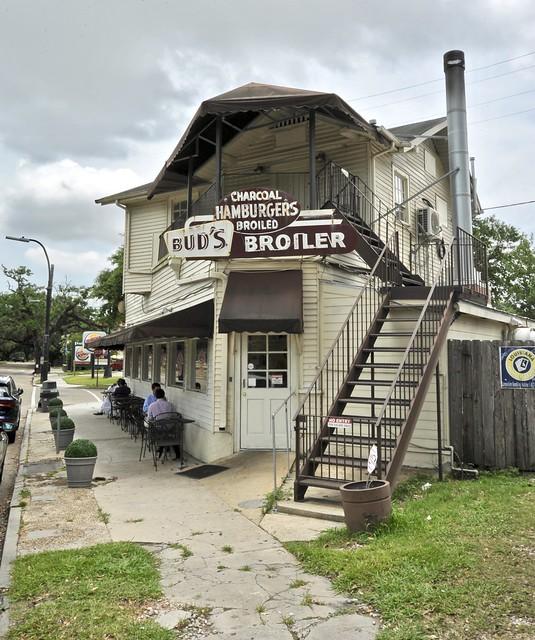 Bud's Broiler - New Orleans,Louisiana