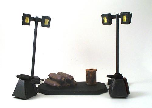 Lights, Fuel Dump, Sentries | by Yogozu
