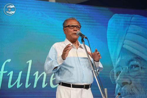 K.P. Sarkar from Siliguri, expresses his views