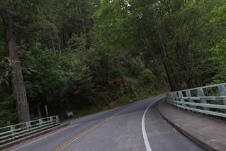 Crossing San Geronimo Creek